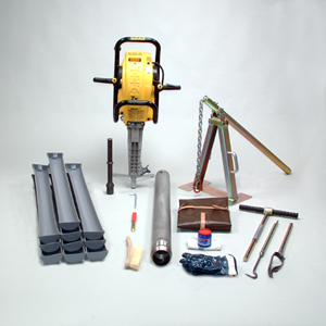 0195 Soil Column Auger Kit