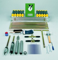 Hard Soils Core Sampler, Complete Kit