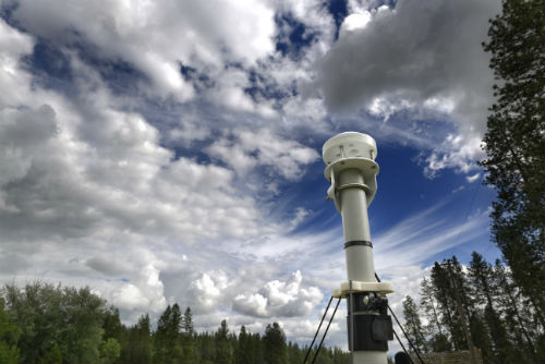 DS-2 Sonic Anemometer