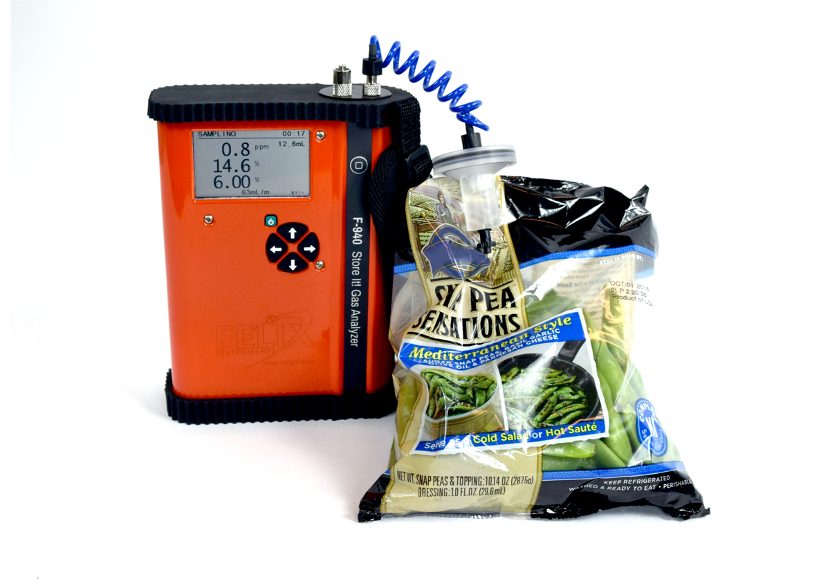 F-940 Store It! Gas Analyser