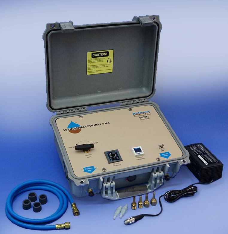 2008F1 Automated Electrical Pressure/Vacuum Pump