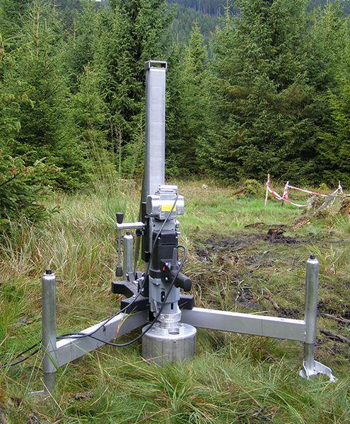 120mm Undisturbed Soil Sampler