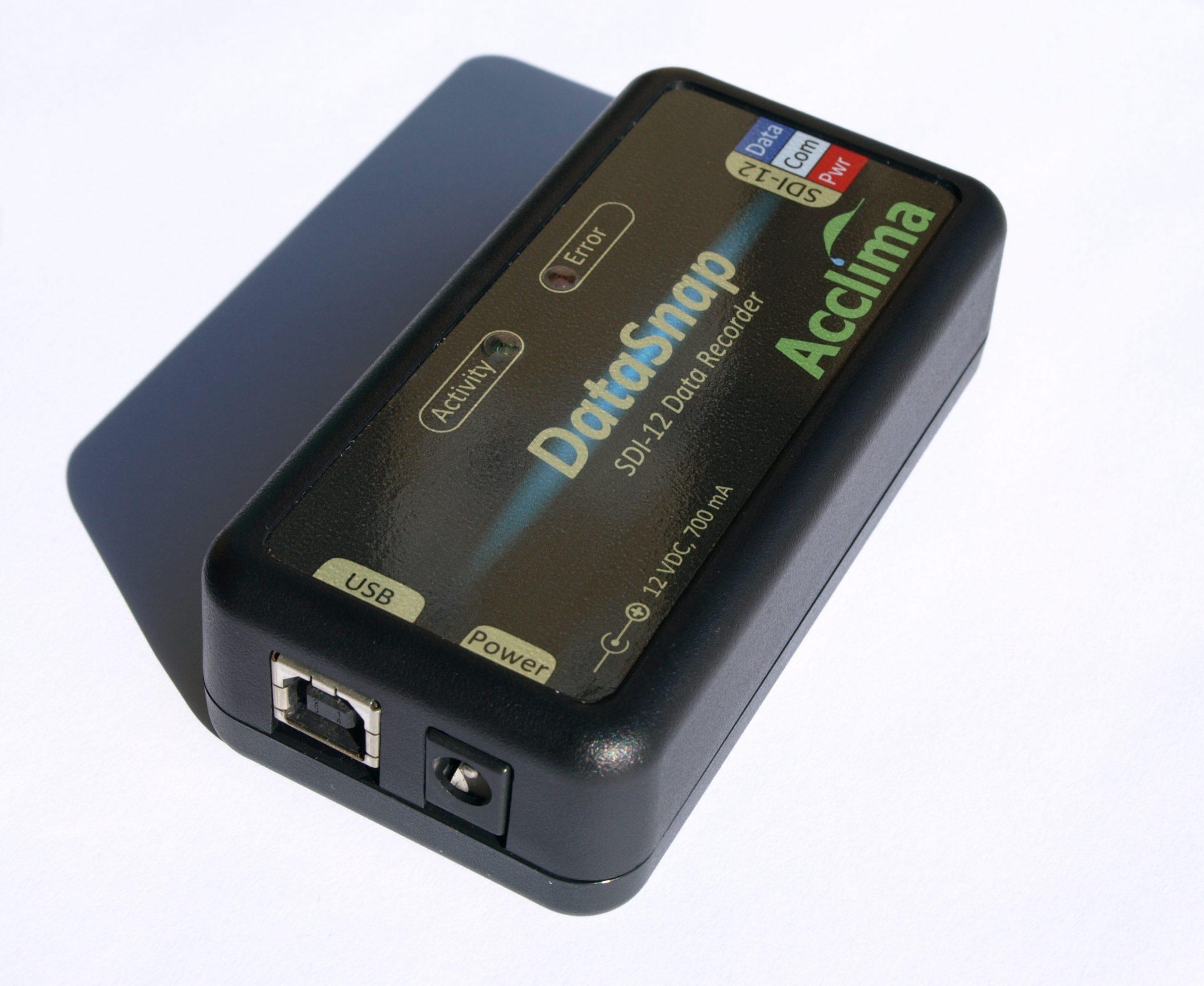 DataSnap SDI-12 Logger