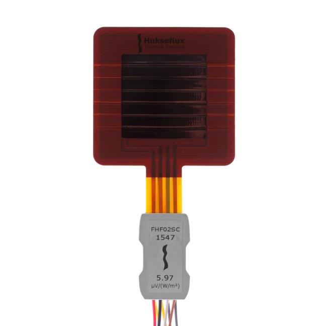 Hukseflux FHF02SC Heat Flux Sensor