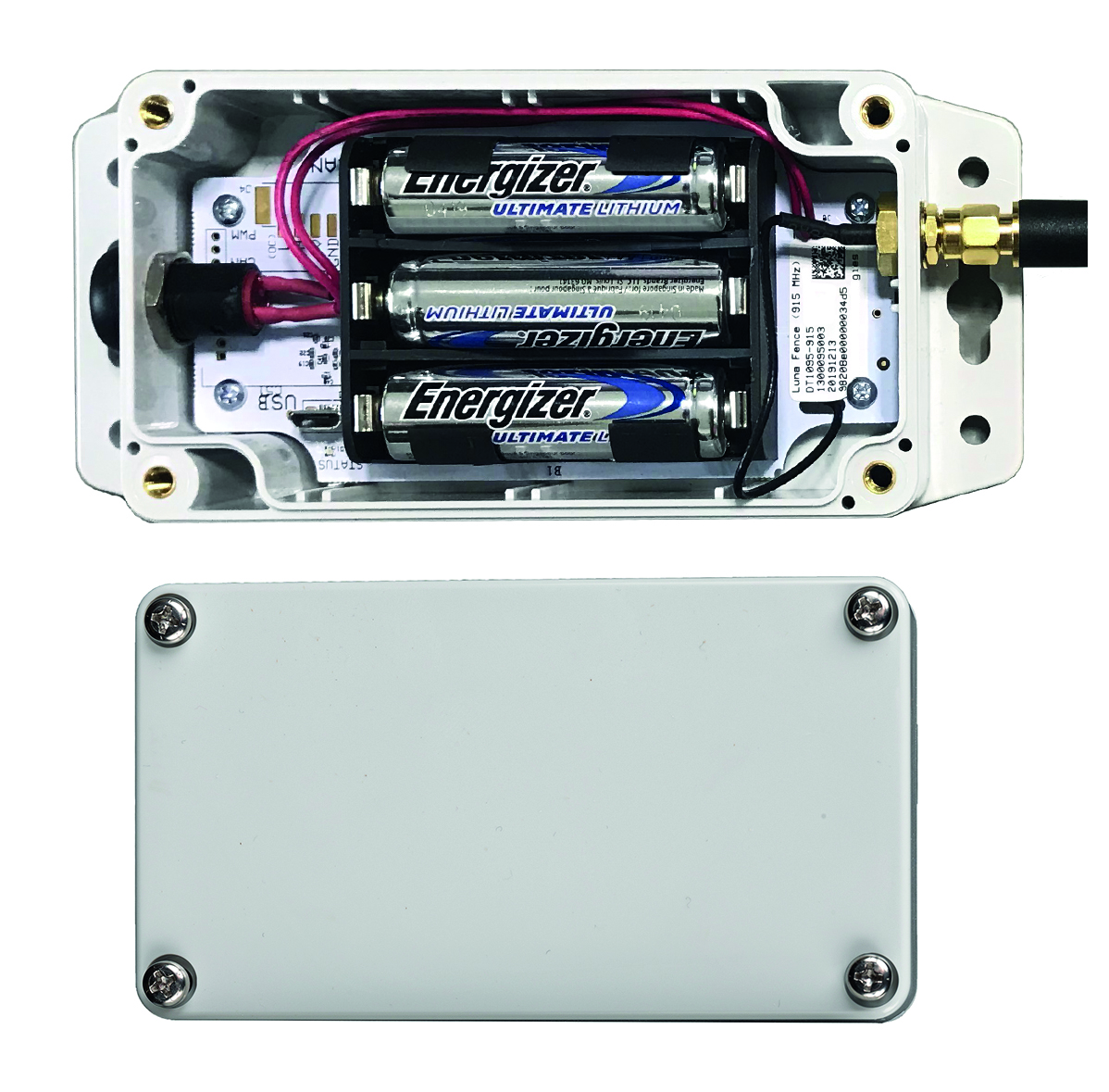EF-NODE Electric Fence Node