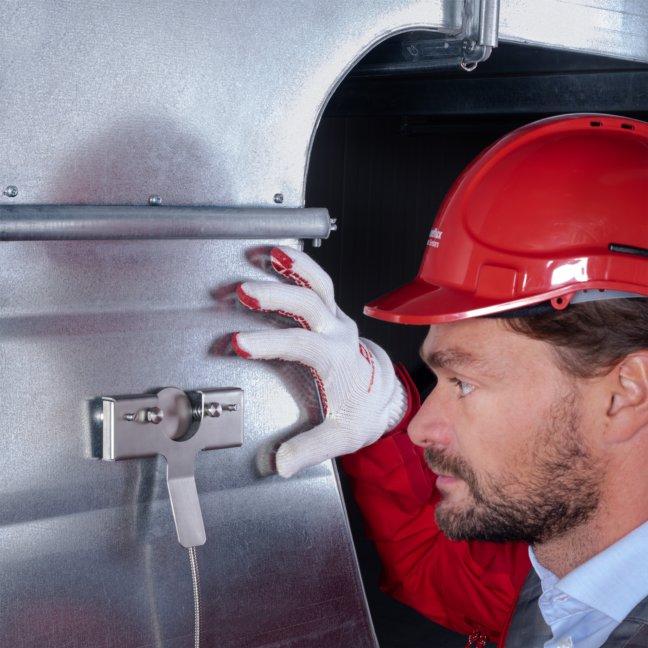 Hukseflux IHF02 Heat Flux Sensor